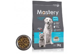 Granule pro psy Mastery DOG Ad. with Duck 3kg 10175