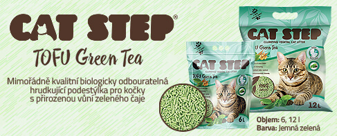 Cat Step Tofu Green