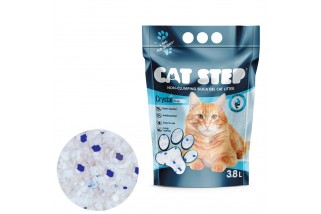 Cat Step Crystal Blue 1,67kg, 3,8l